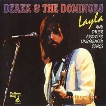 Derek & The Dominoes - Layla And Other Assorted Unreleased Songs (1993)