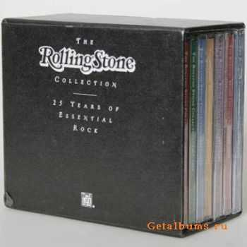VA - Rolling Stone Collection: 25 Years of Essential Rock (5CD Box-Set) (1993)