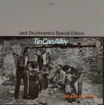 Jack DeJohnette – Tin Can Alley (1981)