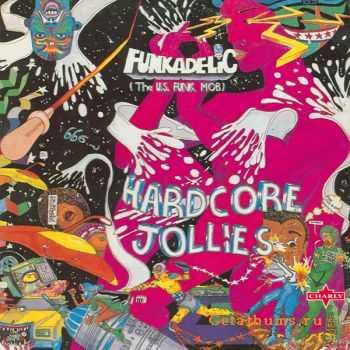 Funkadelic - Hardcore Jollies (1976)