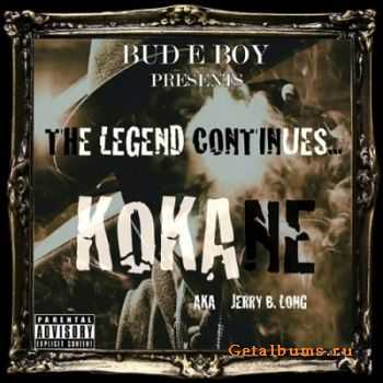 Kokane - The Legend Continues (2011)
