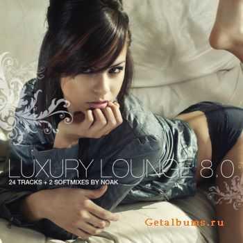 VA - Luxury Lounge 80 (unmixed tracks) (2012)