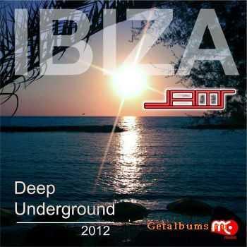 DJ Jams - Ibiza Deep Underground 2012 (2012)