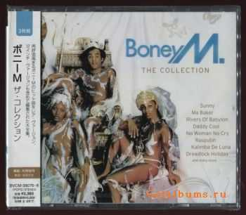Boney M. - The Collection [3CD Set Japan] (2008) FLAC
