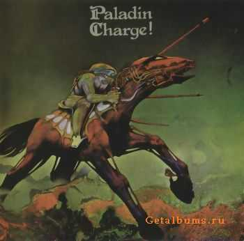 Paladin - Charge! (1972) [Reissue 2007]