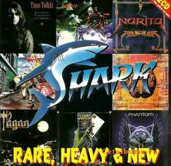 V/A - Shark Records '84-'94 Rare, Heavy & New (Compilation) 1995