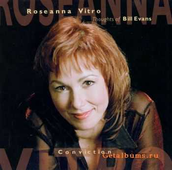 Roseanna Vitro - Conviction: Thoughts of Bill Evans (2001)