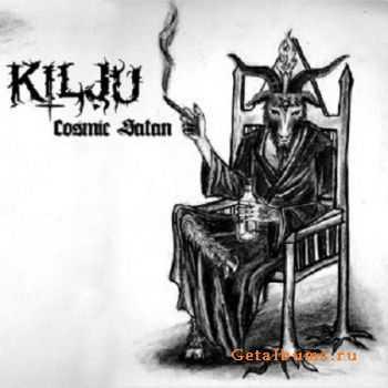Kilju – Cosmic Satan (EP) (2012)