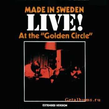 Made in Sweden -  Live! at the Golden Circle (1969)