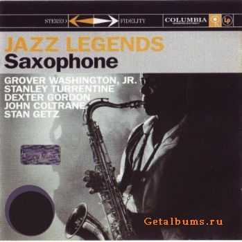 VA - Jazz Legends: Saxophone [2CD] (2002)