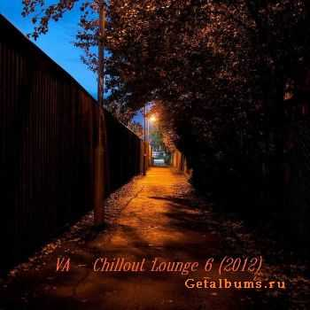 VA - Chillout Lounge 6 (2012)