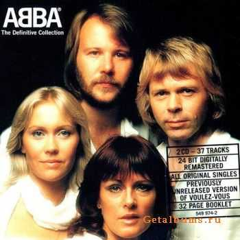 ABBA - The Definitive Collection (2CD) 2001 (Lossless) + MP3
