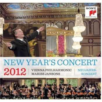 Mariss Jansons & Vienna Philharmonic � New Year's Concert 2012 (2012)