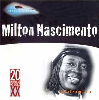 Milton Nascimento - Millennium (2006)