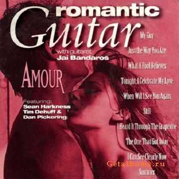 Jai Bandaros - Romantic Guitar - Amour (1996)