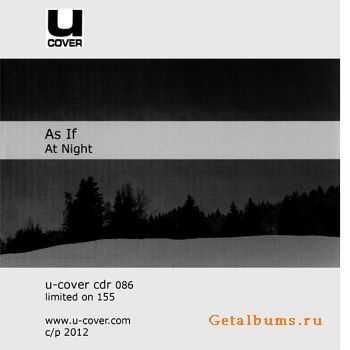 As If - At Night (2012)