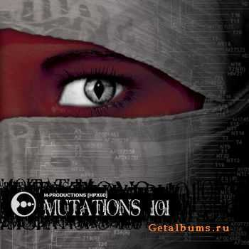 VA - H Productions Presents Mutations 101 (2012)