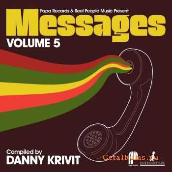 VA - Papa Records & Reel People Music Present Messages Vol. 5 (Compiled By Danny Krivit) (2011)