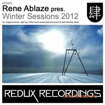 VA - Rene Ablaze pres Winter Sessions (2011)