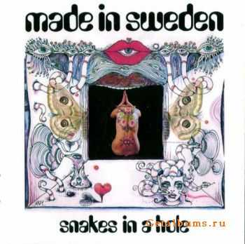 Made In Sweden - Snakes In A Hole (1969)