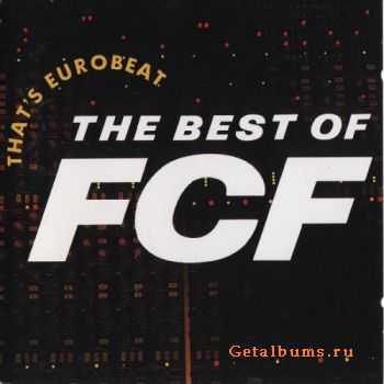 VA - That's Eurobeat The Best Of FCF Vol. 1-3 (1991-1992)