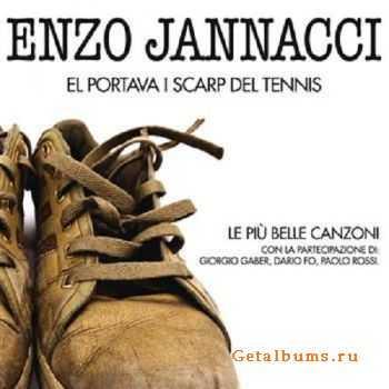 Enzo Jannacci - El Portava i Scarp Del Tennis [2CD] (2011)