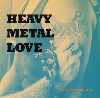VA - Heavy Metal Love (1990)