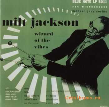 Milt Jackson - Wizard of the Vibes (1952)