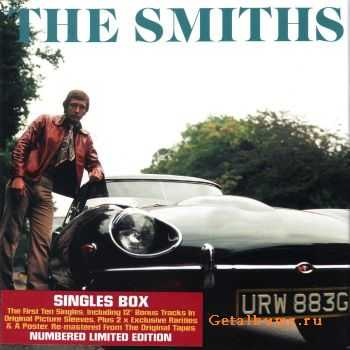 The Smiths - The Singles Box (Remastered Limited Edition) 12CD (2009)