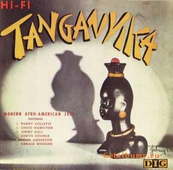 Buddy Collette - Tanganyika: Modern Afro-American Jazz (1956)