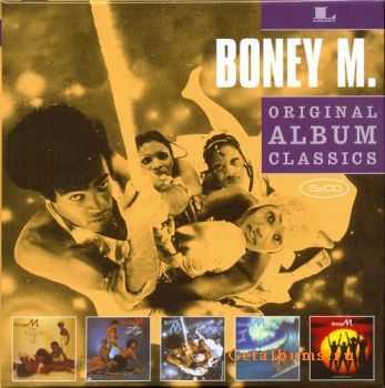 Boney M. -  Original Album Classic (Box Set 5 Cd) (2011)