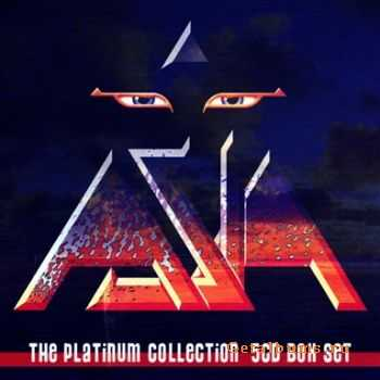 Asia - The Platinum Collection 1982-2010 [5CD Box Set] 2011 (LOSSLESS+MP3)