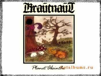 Krautnaut - Planet Absinthe (2012)