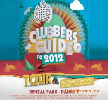 VA - Ministry of Sound: Clubbers Guide to 2012  (2012)