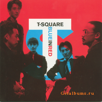 T-Square - Blue In Red (1997)