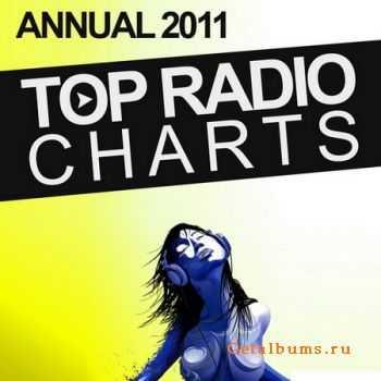 VA - Top Radio Charts Annual 2011