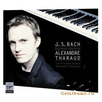 Alexandre Tharaud - J.S. Bach: Piano Concertos (2011)