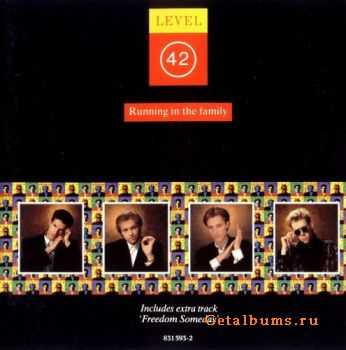 Level 42 - Running In The Family (1987)