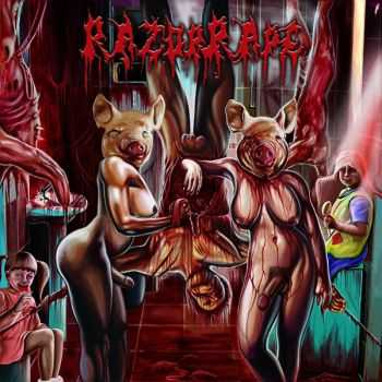 RazorRape - Revenge of the Hermaphrodite Whores (2012)