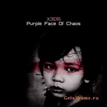 x3d5 - Purple Face Of Chaos (2011)