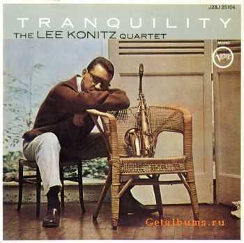 Lee Konitz Quartet - Tranquility (1957)
