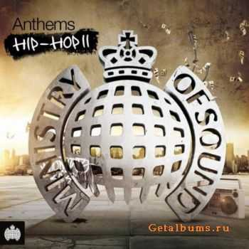 VA - Ministry Of Sound: Anthems Hip-Hop II (2012)