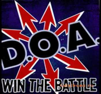 D.O.A. - Win The Battle 2002 [LOSSLESS]