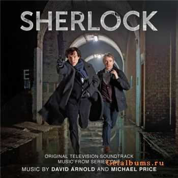 David Arnold & Michael Price - Sherlock: Music From Series One (2012) [OST]
