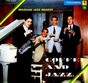 Brazilian Jazz Quartet - Coffee and Jazz (1958)