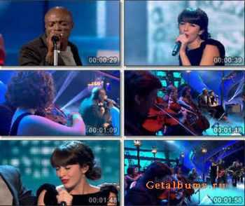 Seal and Nolwenn Leroy - Lets Stay Together [Live] (2012) VIDEO