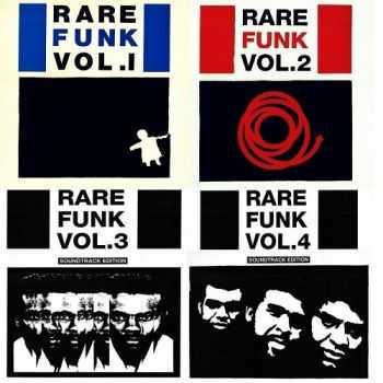 VA - Rare Funk 1-4 (1993-94)