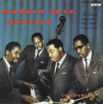 The Modern Jazz Quartet - Modern Jazz Quartet (1952)