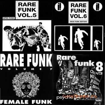 VA - Rare Funk 5-8 (1994-96)
