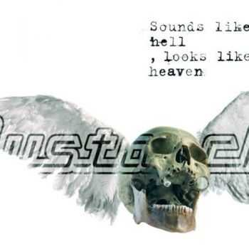 Mustasch - Sounds Like Hell, Looks Like Heaven (2012)